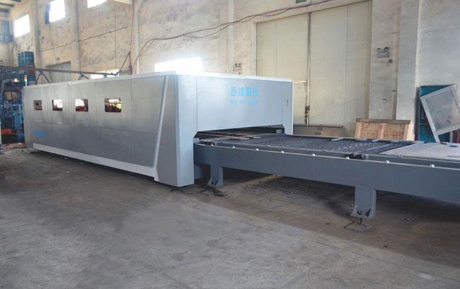 3000W激光切割机