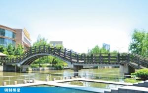 昆山钢制桥梁
