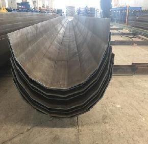 薄钢板折弯
